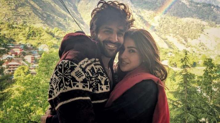 Kartik Aaryan wanted to work with Sara Ali Khan since she appeared on Koffee with Karan