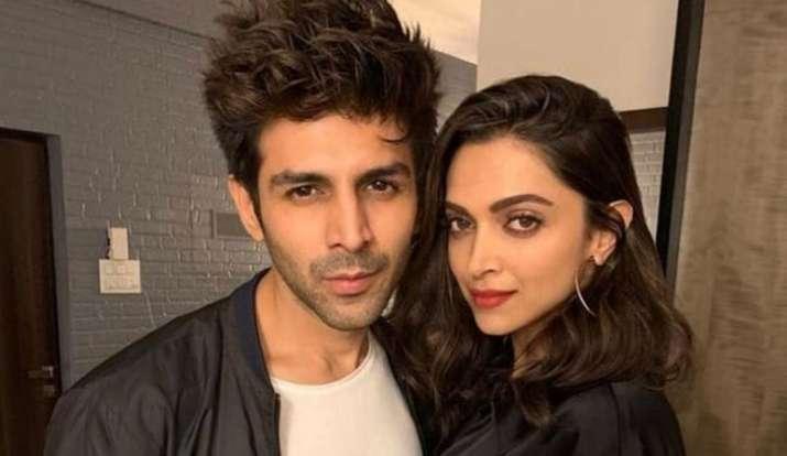 Kartik shares old photo with Deepika. Asks 'hai kisi ...
