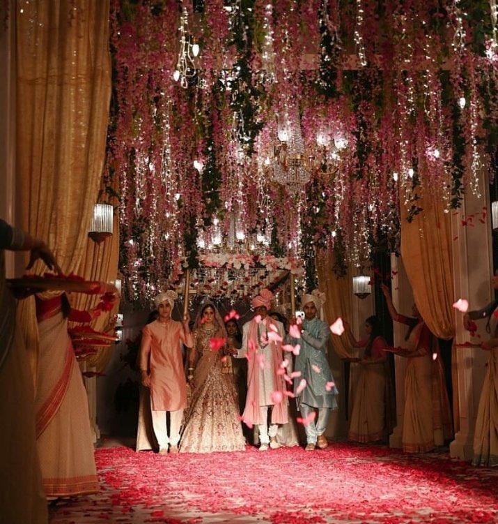 India Tv - Katrina as a bride