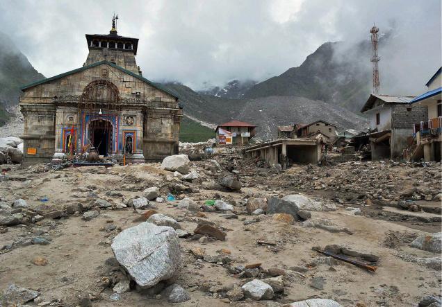 Kedarnath natural disaster victim reunited with family