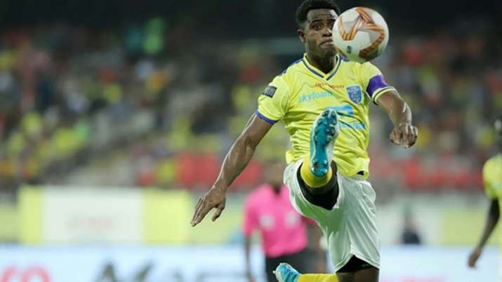 Kerala dominated the midfield but struggled to get the