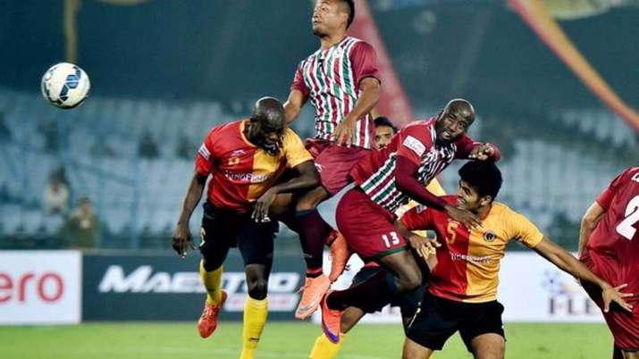 Both the arch-rivals Mohun Bagan and East Bengal have