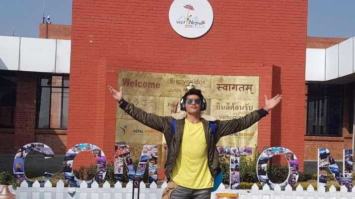 Karanvir Bohra finally lands in Kathmandu after being deported at New Delhi airport