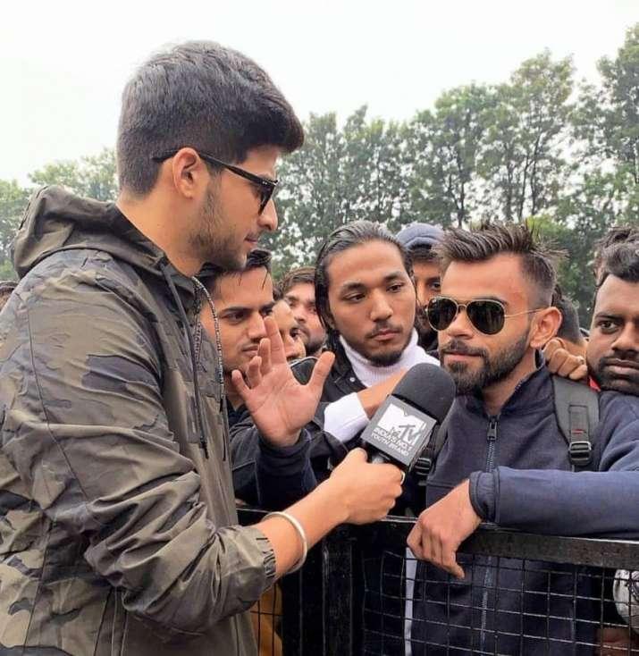 India Tv - Roadies Revolution: Did Virat Kohli made an appearance during audition for Rannvijay Singha's show?
