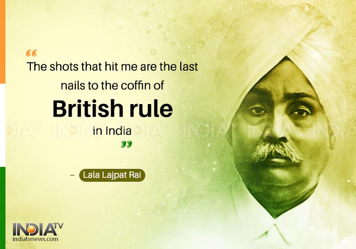 India Tv - lala lajpat rai, happy republic day