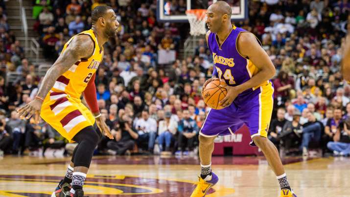 LeBron James posts tribute to Kobe Bryant: 'I'll continue your legacy'