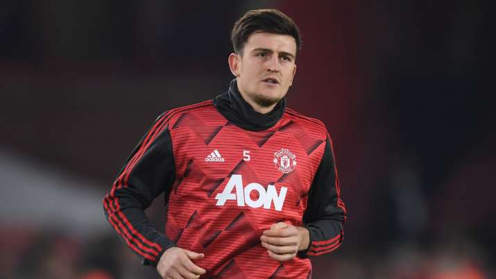 It S A Safe Environment And We Are Following All Protocols Says Man Utd S Harry Maguire On Training Return Football News India Tv