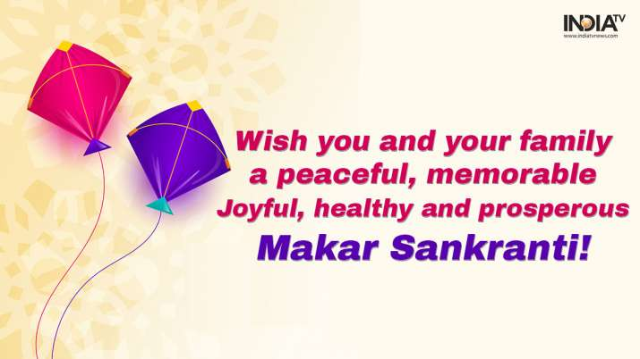 India Tv - Makar Sankranti 2020: Greetings and Wishes