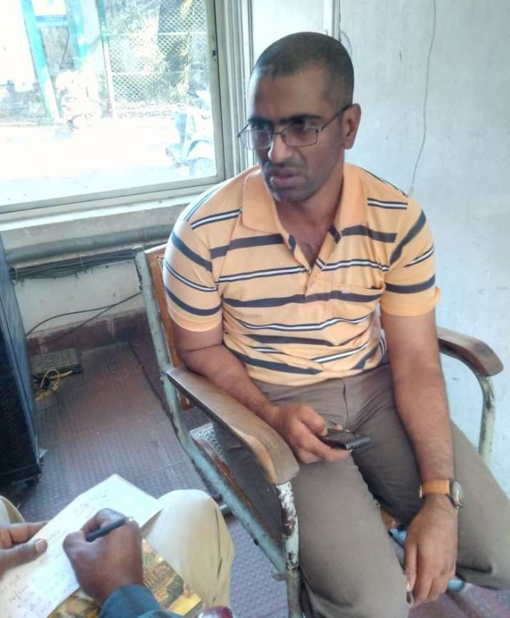 India Tv - Mangalore Airport Ied Bomb Explosives Suspect Surrenders Before Police,