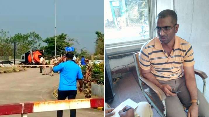 Mangalore Airport bomb scare: Police find box with powdery