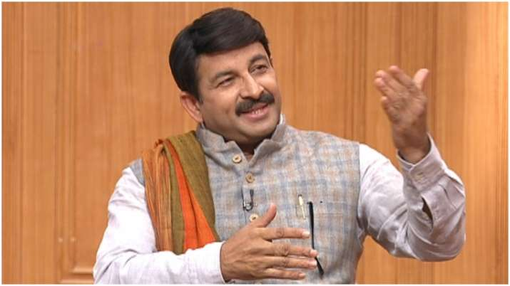 Aap Ki Adalat: Manoj Tiwari sang 'Rinkiya Ke Papa', his massively popular song