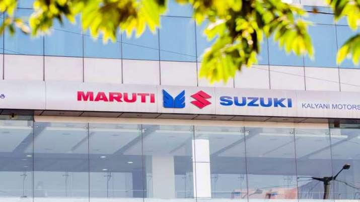 Maruti records 5% rise in profits in Q3 2019