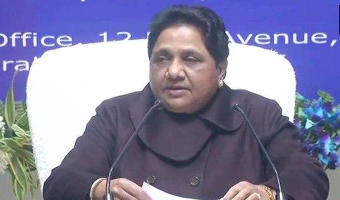 BSP Chief Maya slams BJP, Congress on her 64th birthday