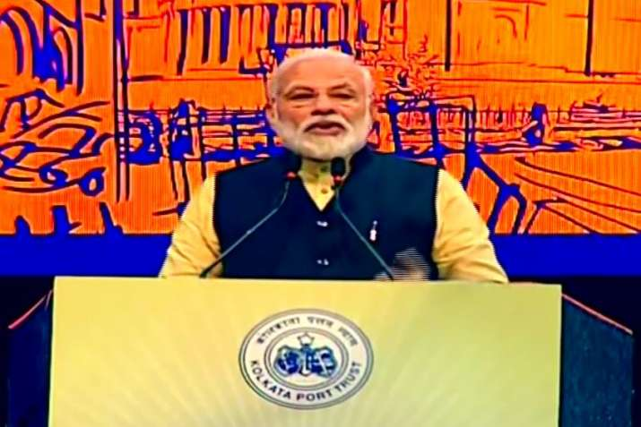 Kolkata Port Trust renamed after Dr Syama Prasad Mookerjee, announces PM Modi