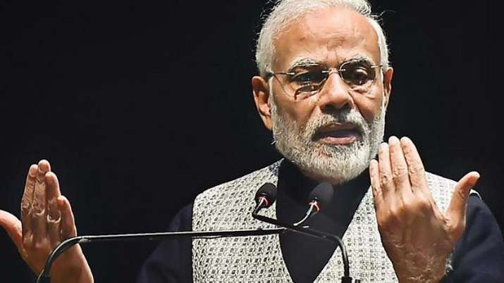 Ahead of Delhi Assembly polls, PM Modi 'encourages' party leaders