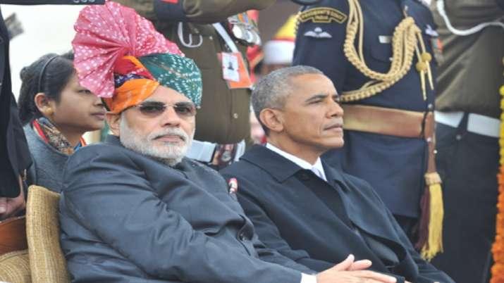 India Tv - PM Modi R Day 2015