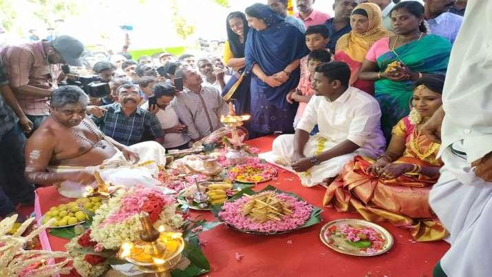 Mosque turns venue for Hindu wedding, netizens shower praise