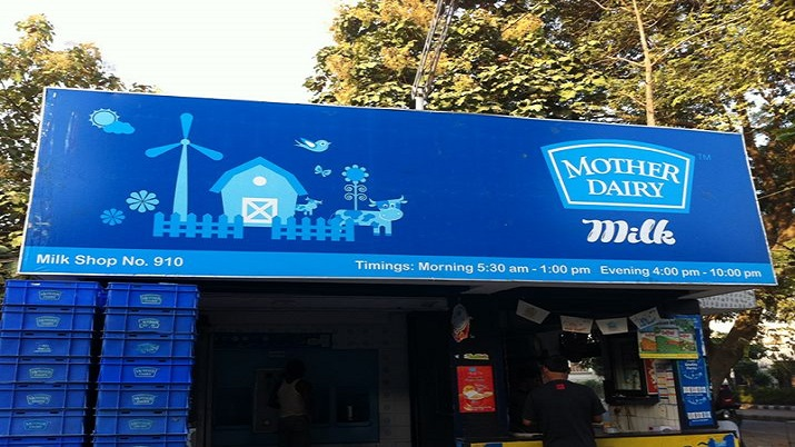 Mother Dairy opens first restaurant in Noida, plans 60 outlets in Delhi-NCR    Business News – India TV
