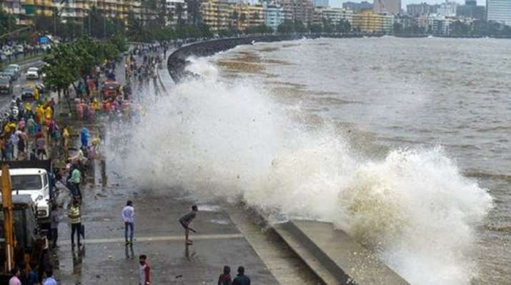 Mumbai weather updates