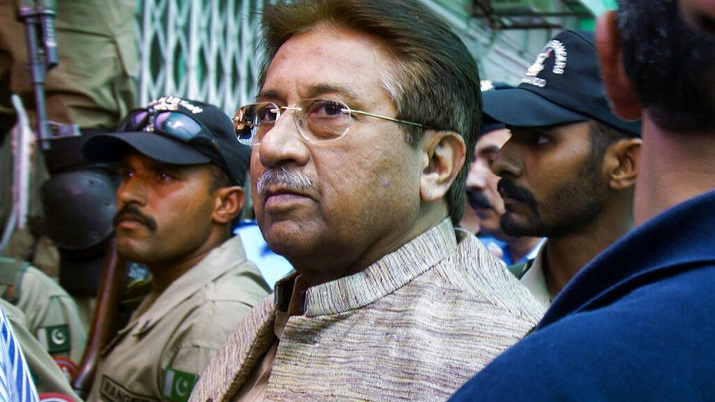 Musharraf death sentence unconstitutional: Lahore High Court