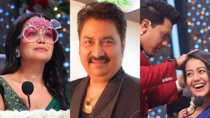 Indian Idol 11: Neha Kakkar, Aditya Narayan to get a special gift from 'rishtedaar' Kumar Sanu befor
