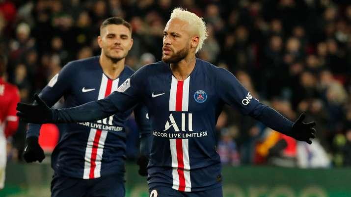 Ligue 1: Neymar's brace not enough as PSG draw 3-3 with Monaco