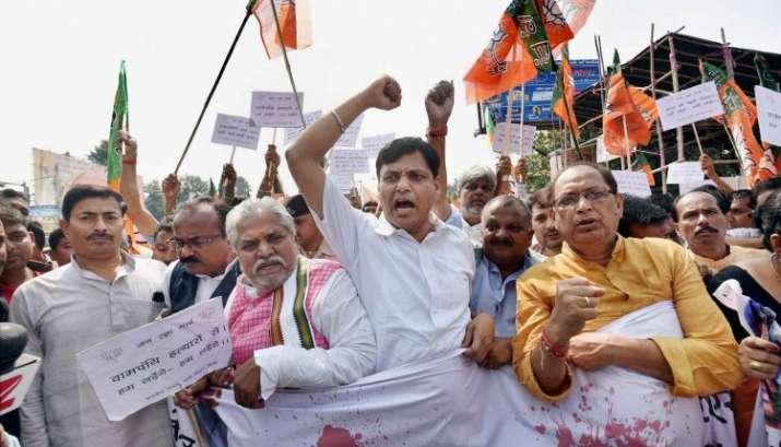 MoS Home Nityanand Rai given clean chit to ABVP in JNU violence attack