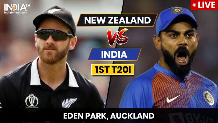 India vs New Zealand, 1st T20I: Watch IND vs NZ live match online on Hotstar Live