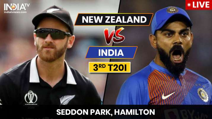 Live Streaming Cricket, India vs New Zealand, 3rd T20: IND vs NZ Stream live cricket on Hotstar OSN