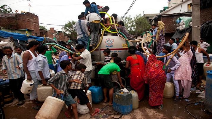 An AAP bastion since 2015, Okhla Muslim ghetto still lacks