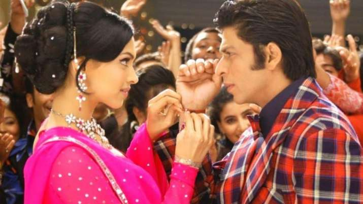 India Tv - Deepika Padukone in Bollywood film Om Shanti Om