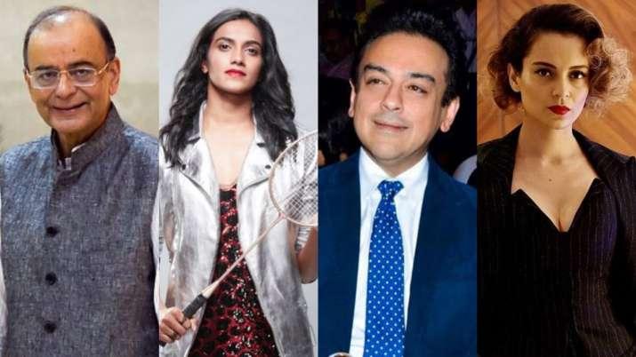 Padma Awards 2020: Arun Jaitley, Sushma Swaraj, PV Sindhu,