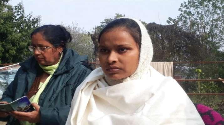 Padmavati, who has been fast-unto-death for Ganga since