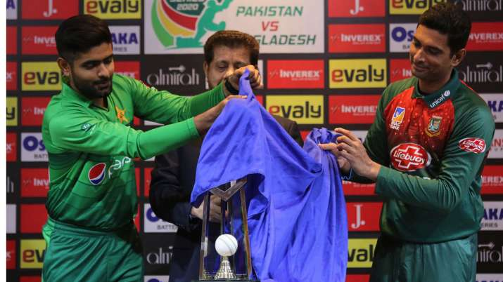 Live Streaming Cricket, Pakistan vs Bangladesh, 1st T20I: Watch PAK vs BAN live match online on Sony