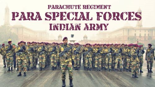 Indian Army's Para Commandos' unique march at Rajpath on 71st Republic day | Watch Video