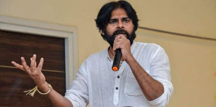 A file photo of actor-politician Pawan Kalyan
