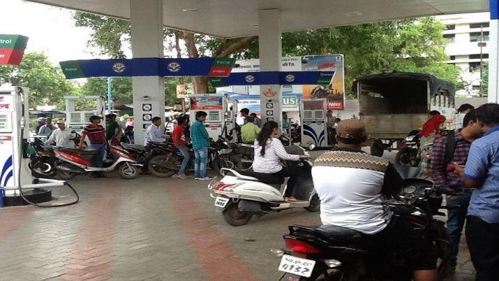Petrol, diesel prices fall again