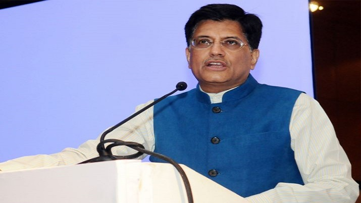 Piyush Goyal indicates customers to get compensation for delayed freight delivery