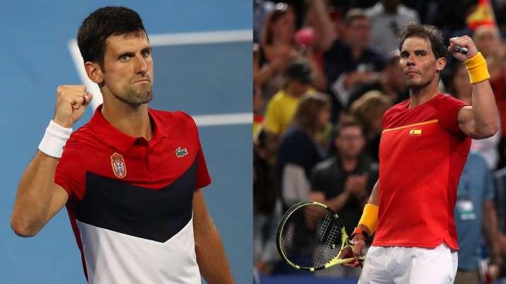 An Australian Open Preview Rafael Nadal Novak Djokovic Set