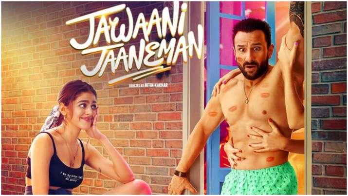 Jawaani Jaaneman new poster
