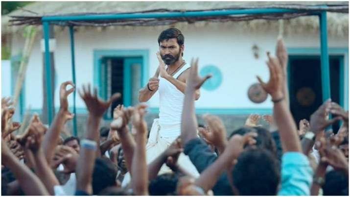 India Tv - Pattas movie still