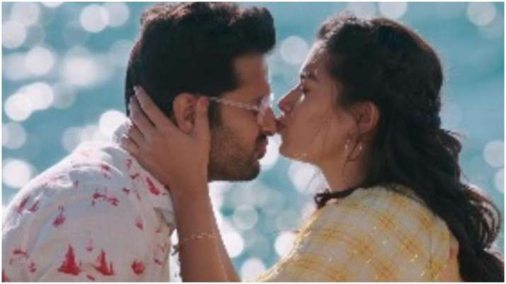 Nithiin And Rashmika Mandanna S Bheeshma Teaser Storms The Internet Regional Cinema News India Tv