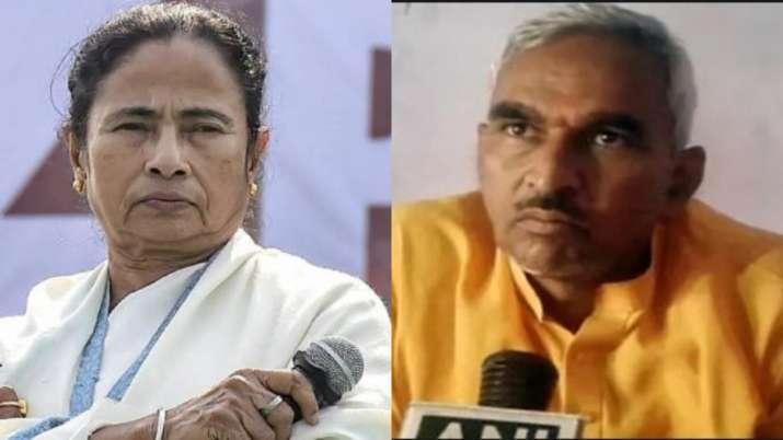 UP BJP MLA Surendra Singh compares Mamata Banerjee to demon