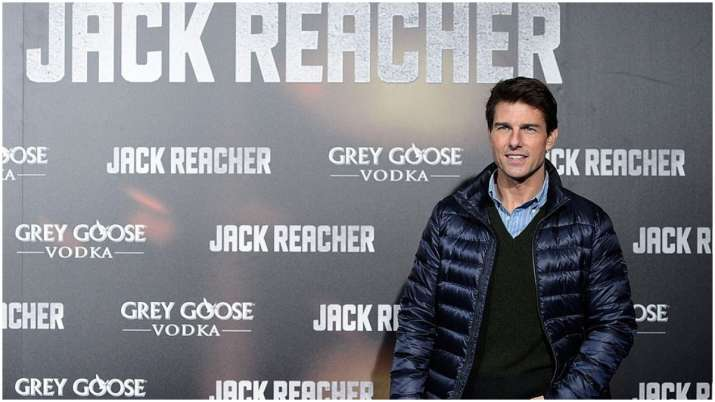 Jack Reacher series is officially happening at Amazon
