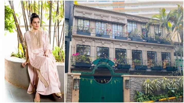 Kangana Ranaut inaugurates production house Manikarnika Films in Mumbai, check inside pics