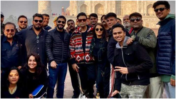 Karan Johar completes location scouting for Takht in India,
