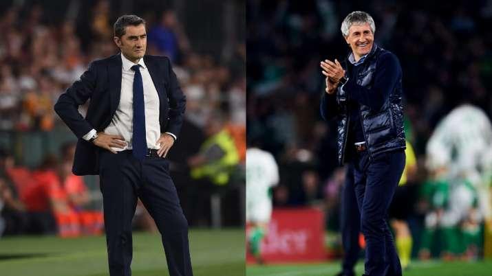 La Liga: Barcelona sack Ernesto Valverde in midseason, Quique Setien announced as new manager