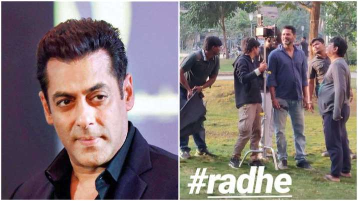 Radhe: Your Most Wanted Bhai salman khan eid 2020 film