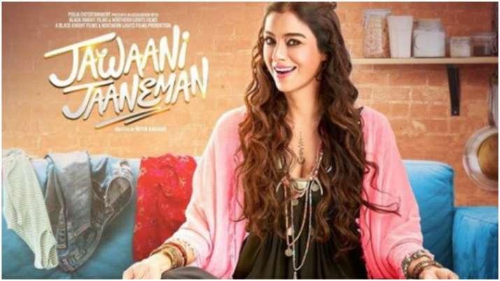 Tabu's quirky look in Jawaani Jaaneman new poster has all