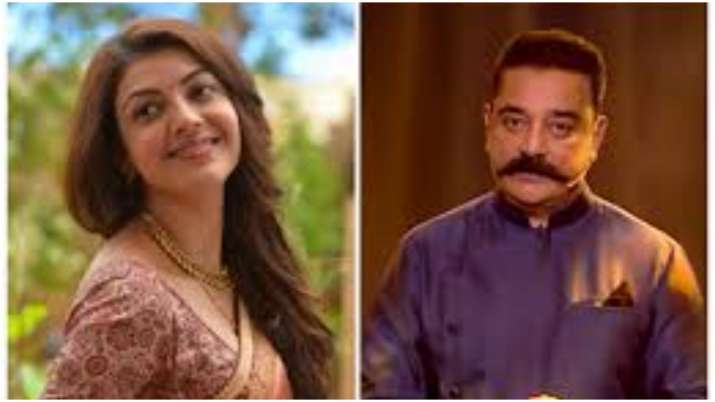 Kajal Aggarwal opens up on Kamal Haasan starrer Indian 2: